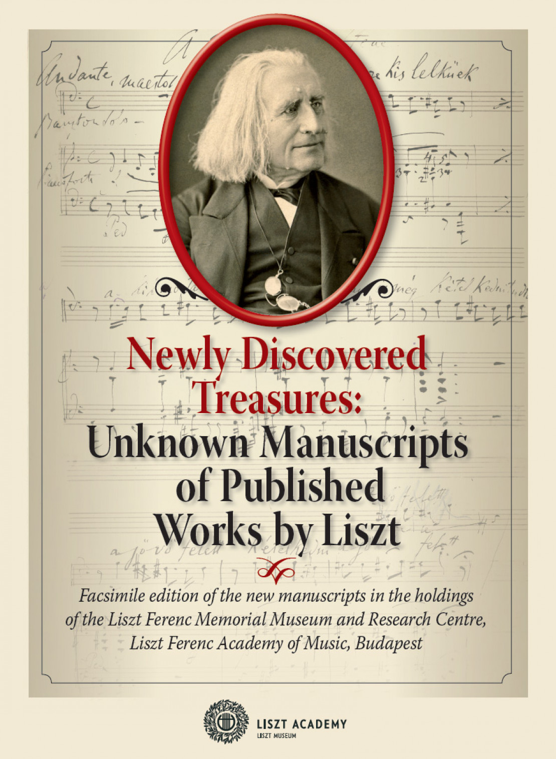 New facsimile edition of Liszt's compositions